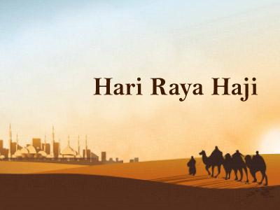 Hari Raya Haji Greetings